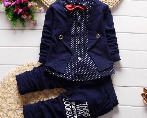 Elegant Tracksuit For Boy